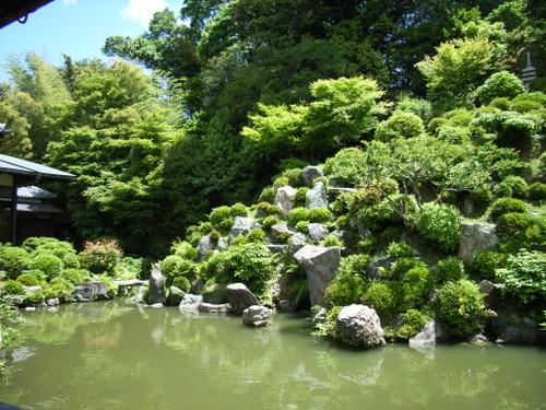 07.智積院庭園