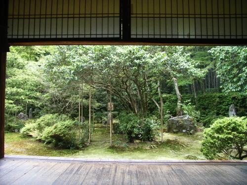 17.地蔵院庭園