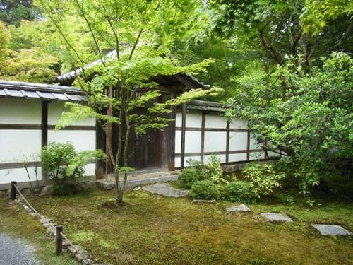 25.西芳寺(苔寺)