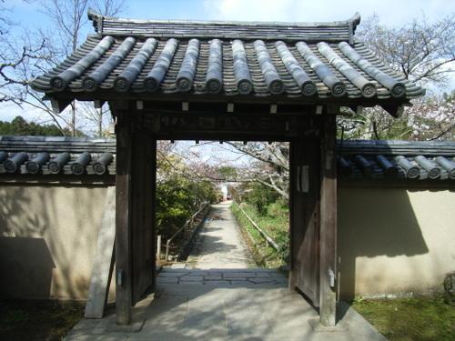 02.浄瑠璃寺山門