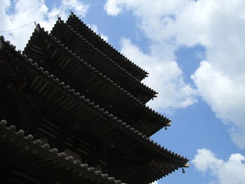 18.法隆寺